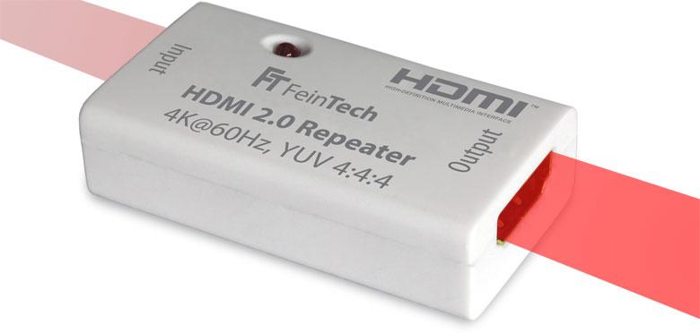Feintech HDMI 2.0 Repeater VMR00100