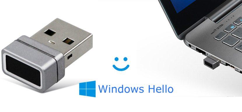 USB Fingerabdruck-Sensor für Windows Hello