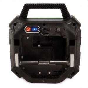 Rückseite der LED-Arbeitsleuchte LAL00220