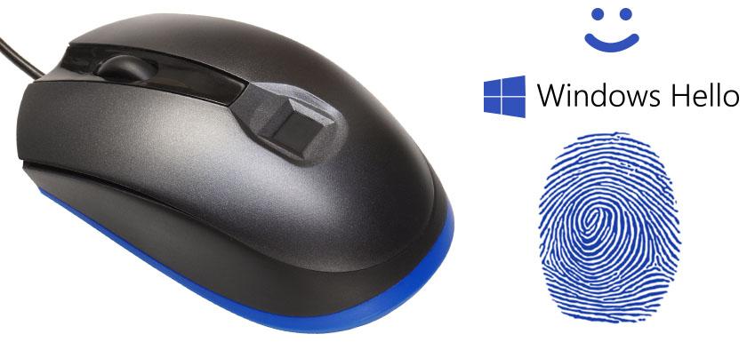 Fingerprint Mouse-FeinTech FPM00300