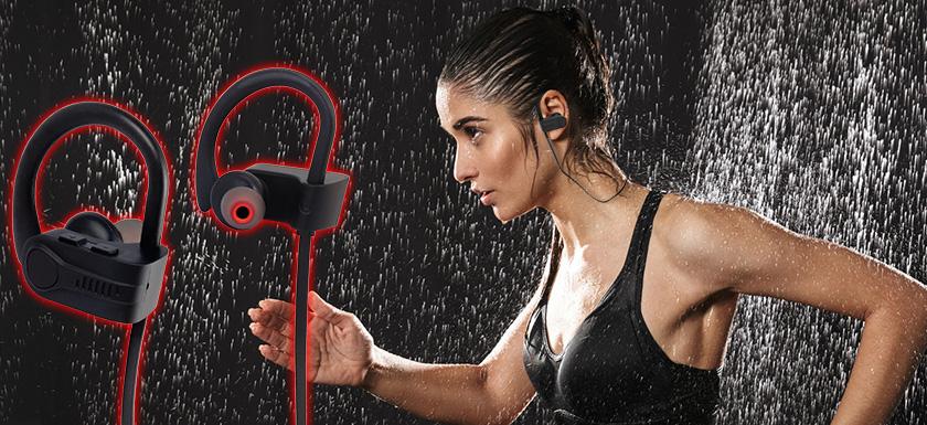 Bluetooth 5.0 Sport headphones