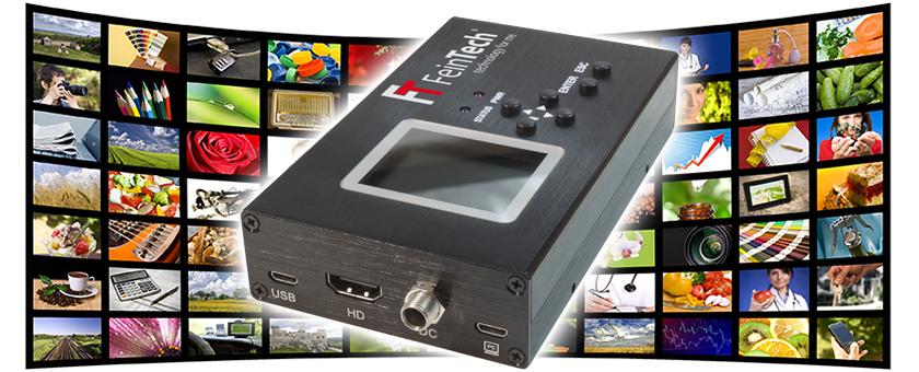 VHQ00101 HDMI Modulator DVB-C