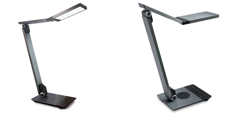LED-Schreibtischlampe mit Ladefunktion